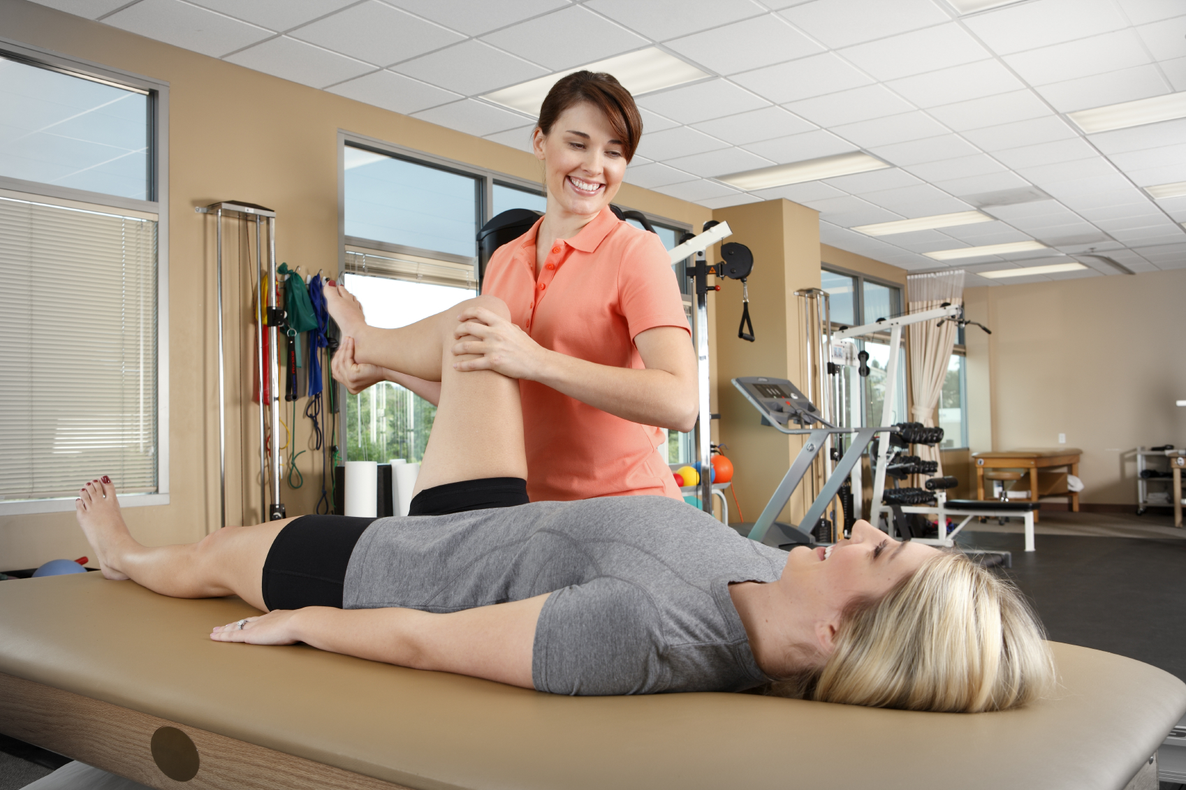 Physical Therapy Client